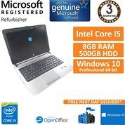 "HP ProBook 430 G1 Core i5-4200U 1.6GHz 8GB 500GB Windows 10 Pro 13.3"" Laptop"