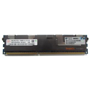 8GB (1 x 8GB) Hynix HMT31GR7BFR4A-H9 PC3L-10600R Registered Server Memory