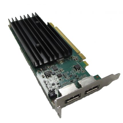 HP NVIDIA Quadro NVS 295 256MB GDDR3 Dual Display Port PCI-E Video Card