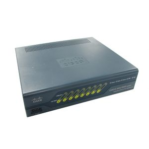 Cisco ASA 5505 V09 Adaptive Security Appliance Firewall No PSU