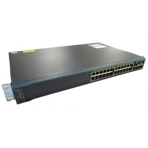 Cisco Catalyst 2960 WS-C2960S-24TS-L 24 Port Gigabit Managed Switch