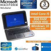 "Dell Inspiron 5520 Intel i5 3210M, 8GB, 500GB, 15.6"" Windows 10 Laptop"