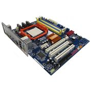 ASRock N68C-S REV 1.00 Socket AM2+ Motherboard With BP