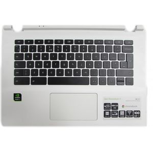 Acer Chromebook 13 CB5-311 Palmrest, Keyboard and Touchpad