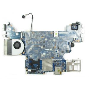 Dell GXMFX Latitude E6520 Motherboard with Heatsink And Fan Bundle