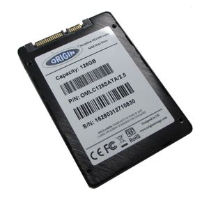 Origin Storage Solid State Drive SSD 128GB OMLC128SATA/2.5