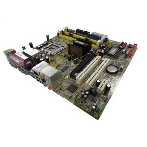 ASUS P5LD2-VM REV 1.03 LGA775 Motherboard with I/O Shield