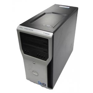 Dell Precision T1600 Tower Server Xeon E3-1225 @ 3.1GHz 4GB RAM 1TB POST/No OS