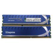 2 x 2GB Kingston HyperX KHX1333C9D3K2/4G PC3-10600 DDR3 RAM