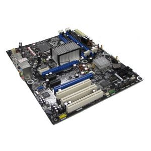 Intel DP45SG Full ATX Socket LGA775 Dual PCI-E Motherboard without Backplate