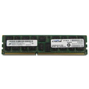 8GB (1 x 8GB) Micron MT36KSF1G72PDZ-1G1K1HE PC3L-8500R Registered Server Memory