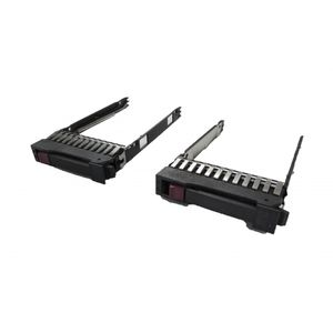 "2x HP 2.5"" Server Hard drive Caddies"
