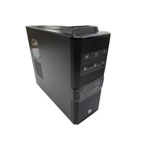 Custom PC i5-3570k @ 3.4GHz 8GB 128GB SSD 2TB HDD Blu-Ray Win 10 PC
