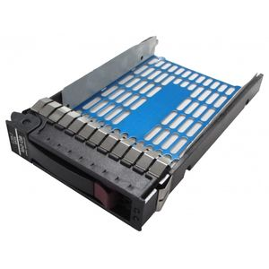 "2 x HP 3.5"" HDD Caddy 483095-001 Labelled 160GB 7.2K SATA - TWO, PAIR"