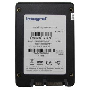 "Integral INSSD120GS625V 120GB SATA III 2.5"" Solid State Drive"