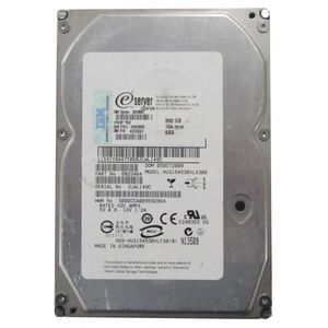 "IBM Hitachi HUS154530VLS300 15K 300GB SAS 3.5"" Desktop Hard Drive"