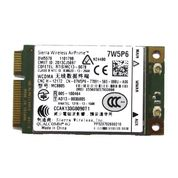 WWAN 4G LTE DW5570 7W5P6 Qualcomm Sierra Wireless AirPrime Card