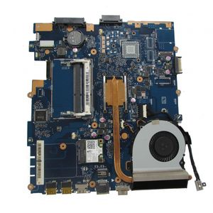 Asus Pro PU551LA Motherboard with Intel i5-4200u @ 1.60GHz, Heatsink and Fan