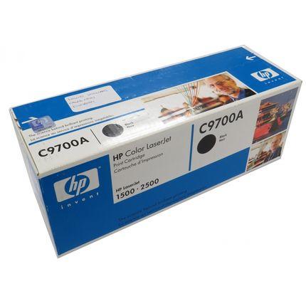 Genuine HP Q3960A/C9700A Black Toner Cartridge