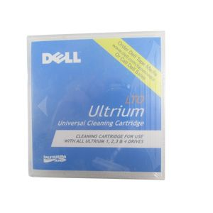 Dell LTO Ultrium universal cleaning cartridge all ultrium 1, 2, 3, 4 ,5 drives