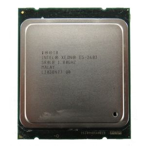 Intel Xeon E5-2603 SR0LB 1.80GHZ 10M Socket LGA2011 CPU