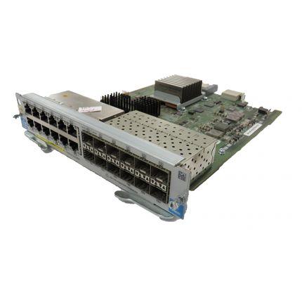 HP ProCurve Gig-T/SFP v2 zl Module J9637A 12 Gig-T PoE+ Ports 12 SFP Ports