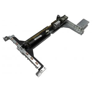 HP DL360E Gen 8 Riser Card + Cage/Mount 684959-001 647412-001 647416-001