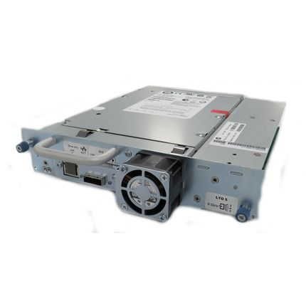 MSL Ultrium 3000 LTO-5 SAS Tape Library Assembly HP 695111-001
