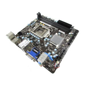 SHUTTLE FH-61 Motherboard LGA 1155 DDR3 no I/O Shield
