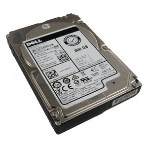 "Dell ST300MM0078 300GB 10K RPM 2.5"" SAS Hard Drive 2M5JK"