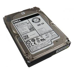 """Dell ST300MM0078 300GB 10K RPM 2.5"""" SAS Hard Drive 2M5JK"""