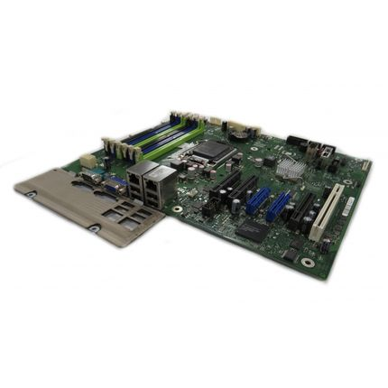 Fujitsu Siemens Primergy TX150 S7 D2759-A13 GS 2 Motherboard with I/O Shield