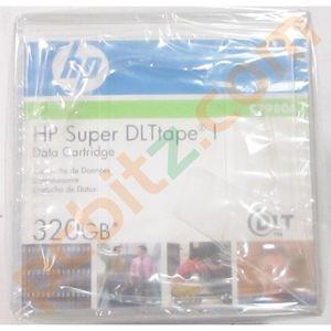 HP Super DLTtape Data Cartridge 220-320GB C7980A New Sealed