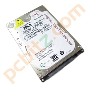 "Magnetic Data Technologies MD02500-BJBW 250GB 3.5"" Desktop Hard Drive"