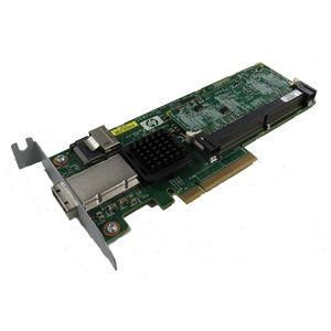 HP Smart Array P212 013218-001 PCI-E SAS RAID Card Low Profile