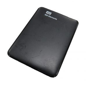 "Western Digital WD Elements 500GB  2.5"" Laptop Hard Drive (WDBUZG5000ABK-08)"