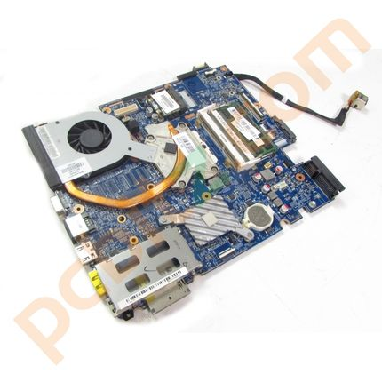 HP Probook 4520s Motherboard + Core i3-370M 2.40GHz Heatsink and Fan