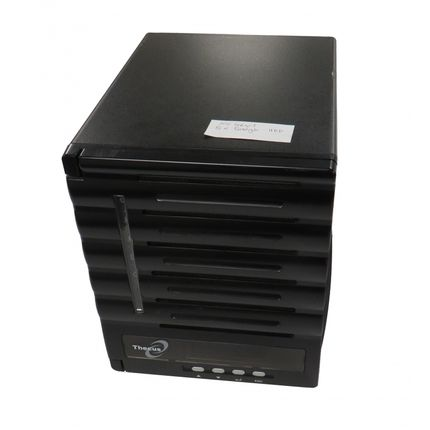 Thecus N5500 5 Bay NAS Box With 5 x 500GB HDD
