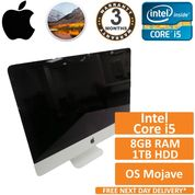 "Apple iMac 21.5"" Late 2012 Core i5 2.7GHz 8GB RAM 1TB HDD (D) (SEE DESCRIPTION)"