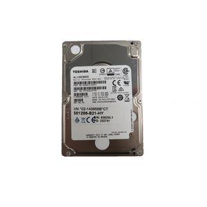 "Toshiba AL13SEB600 600GB 10K SAS 2.5"" Hard Drive"