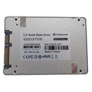 """Transcend SSD370S TS32GSSD370S 32GB 2.5"""" SSD"""