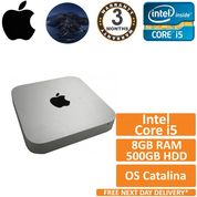 Apple Mac Mini A1347 i5-3210M 2.50GHz 8GB RAM 500GB HDD (Late 2012) Catalina