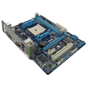 Gigabyte GA-A55M-DS2 Socket FM1 Motherboard with BP Rev 2.1