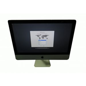 "Apple iMac 21.5"" A1418 Late 2013 Core i5 2.7GHz 8GB RAM 1TB HDD Broken Glass"