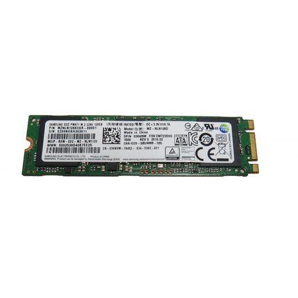 Samsung MZNLN128HCGR PM871 128GB SATA M.2 Solid State Drive (SSD)