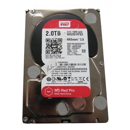 "Western Digital WD2001FFSX 2TB 3.5"" Desktop Hard Drive"