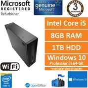 HP EliteDesk 800 G2 Intel Core i5-6500 @ 3.2GHz 8Gb 1TB Win 10 Pro Desktop