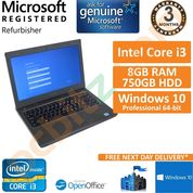 "Dell Vostro 3460 i3-3110m 2.4GHz, 8GB, 750GB, Windows 10 14"" Laptop"