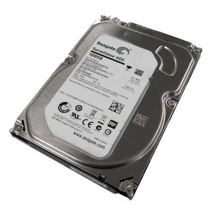 "Seagate ST1000VX001 1TB 3.5"" Sata Desktop Hard Drive"