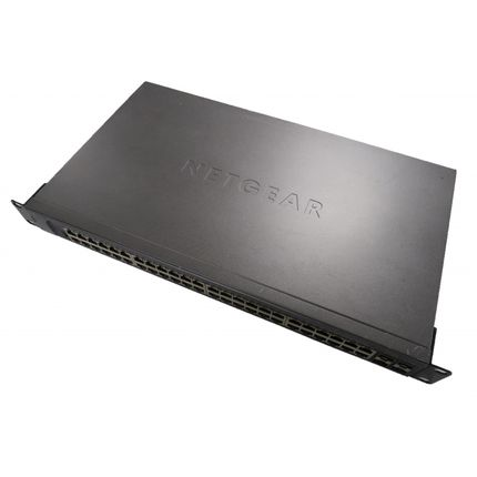 Netgear GSM7248R - ProSAFE 48-Port Gigabit L2 Managed Switch with Static Routing